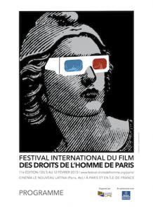 11ème édition du Festival FIFDH (Films des Droits de l'Homme) de Paris