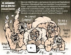 Los hombres de la Bolsa