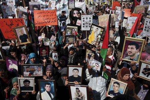 """Un """"altro"""" venerdì per rompere il silenzio sulle illegali detenzioni in Israele"""