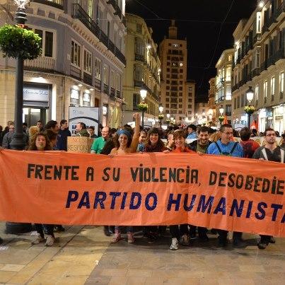 O PARTIDO HUMANISTA DE ESPANHA CELEBRA SEU CONGRESSO BIANUAL