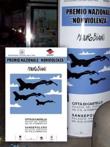 Paolini e Viani ricevono i Premi Cultura della Pace e Nonviolenza
