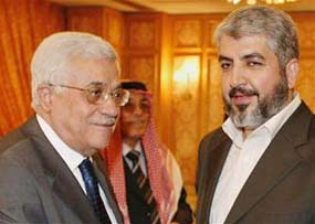 Presidente palestino e líder de Hamas coordenam Governo de unidade