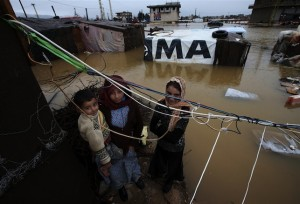 Violenza e distruzione in Siria: destinato a salire il numero dei profughi