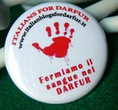 Al via la nuova campagna per il Darfur