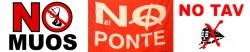 Appello NoPonte/NoTav/NoMuos