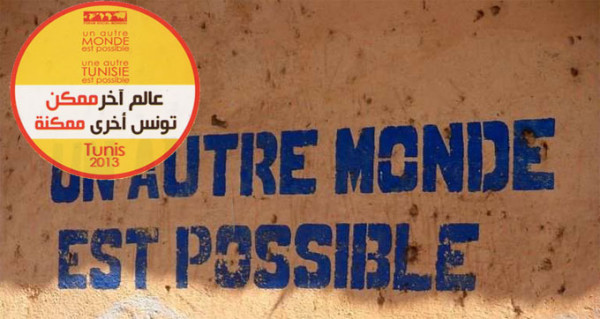 Les enjeux du Forum social mondial de Tunis 2013