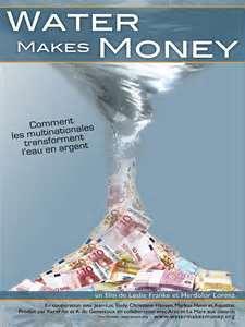 Le procès en diffamation contre le documentaire Water Makes Money