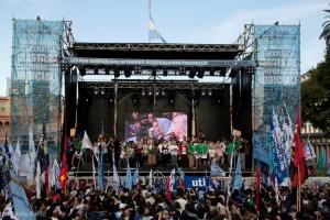 Memoria, Verdad y Justicia: Pasión de multitudes