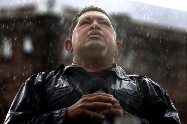 Hugo Chávez morreu