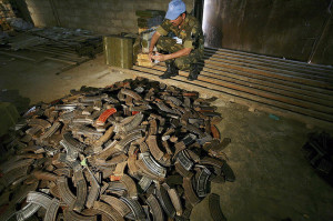 UN: 24 hours left to pass potentially lifesaving Arms Trade Treaty
