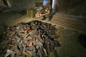 Nations unies. Les États doivent de toute urgence combler les graves lacunes du projet de traité sur le commerce des armes