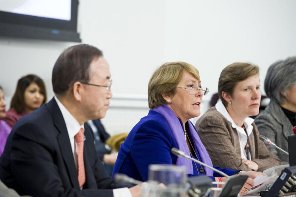 UN commission on women ends with adoption of global plan to end gender-based violence