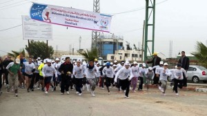 Niente più maratona. Delusione e preoccupazione per le news da Gaza
