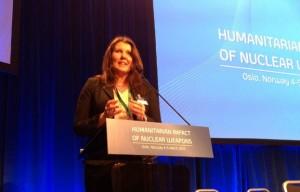 Les Nations conviennent de continuer à œuvrer en faveur de l'interdiction des armes nucléaires