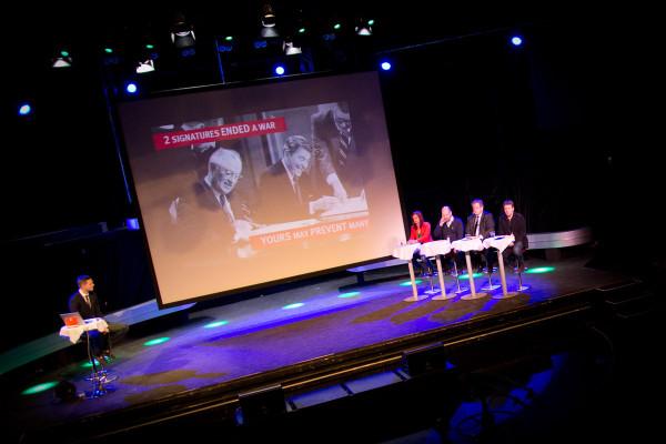 Dallo sgomento all'ispirazione: si chiude ad Oslo il forum della società civile sul nucleare
