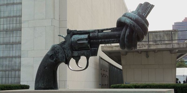 UN: States must urgently shore up 'serious deficiencies' in draft arms treaty text