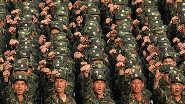 China calls for calm after North Korea threats