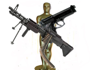 Les Oscars d'Hollywood : And the winner is… les histoires d'amour américaines avec violence !