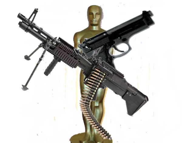 Hollywood's Oscars: And the winner is… the USA love affair with violence!