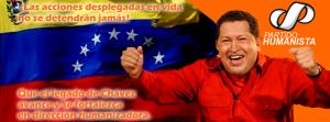 Solidaridad del Partido Humanista con los venezolanos