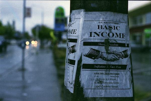 Le revenu de base, utopie d'hier, révolution d'aujourd'hui, réalité de demain?