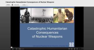 Oslo, Bilan de la Conférence intergouvernementale sur les conséquences humanitaires des armes nucléaires