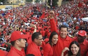 Hugo Chavez n'est pas mort, il a semé l'espoir, nous sommes tous Chavez !