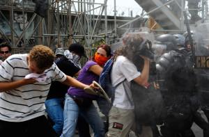 Governo do Rio pode enfrentar ação judicial por violência na desocupação do Museu do Índio