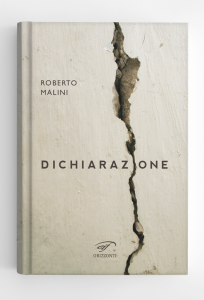 """In libreria: """"Dichiarazione"""" di Roberto Malini, poesie sulla Shoah e sui diritti umani"""