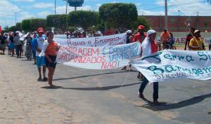 Movimento dos Atingidos pelas Barragens realiza ações em torno do dia de luta contra as barragens