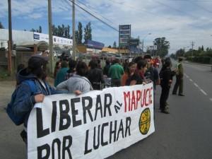 Les défenseurs du complexe cérémoniel religieux Kintuante: Un symbole de la répression de l'Etat chilien contre le peuple mapuche