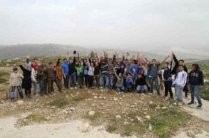 'Yalla Shabab', new initiative launched by European and Palestinian youths