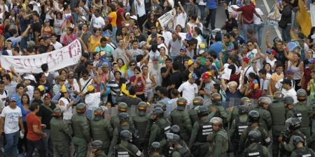 Violencia postelectoral en Venezuela deja 7 muertos