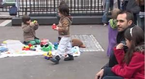 Les parisiens s'organisent  GRATIFERIA #13A