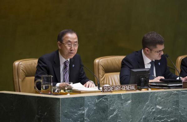 L'Assemblée générale souligne le rôle des juridictions pénales internationales dans la promotion de la réconciliation