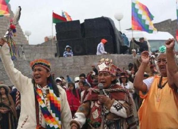 Na Argentina, povos nativos apresentam sua posição perante o novo código civil