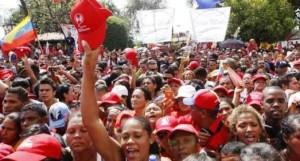 « Afro-descendants du Venezuela… En Avant Toute ! »