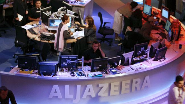Al-Jazeera news channel has repeatedly been criticized for its biased coverage of events taking place in the Middle East.