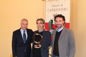 Il Sindaco di Capannori riceve il vincitore del Goldman Prize