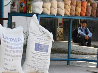 Unrwa sospende la distribuzione di alimenti a Gaza