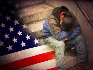 Pobreza en EEUU