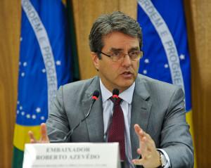 Brasileiro disputa com mexicano cargo de diretor-geral da OMC