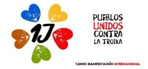 1° giugno 2013: Popoli uniti contro la troika