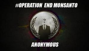 Anonymous atacan sitio web de Monsanto
