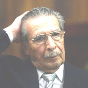 Justiça guatemalteca condena ex-ditador a 80 anos de prisão por genocídio