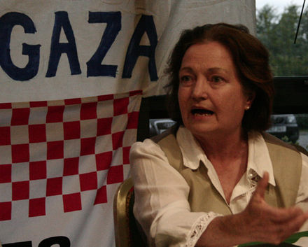 """Appello della Premio Nobel Mairead Maguire all'Italia: """"Non boicottate la pace"""""""