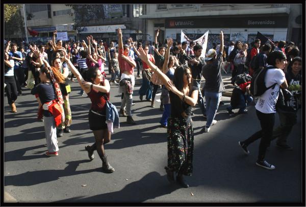 Marcha Estudiantil
