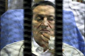 El 8 de junio se celebra próxima audiencia de Mubarak