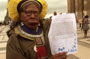 Belo Monte: índios aceitam encontro com governo, mas ocupação continua