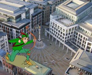 UK attempting to block Europe's Robin Hood Tax